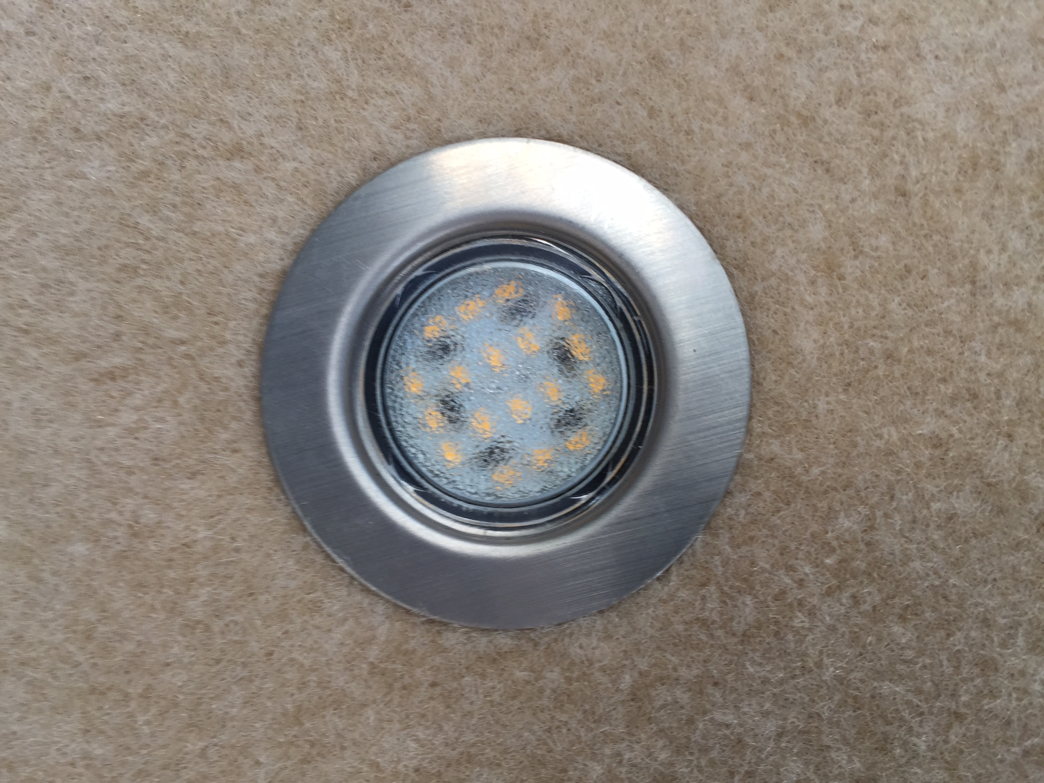 Vega 48 ceiling light